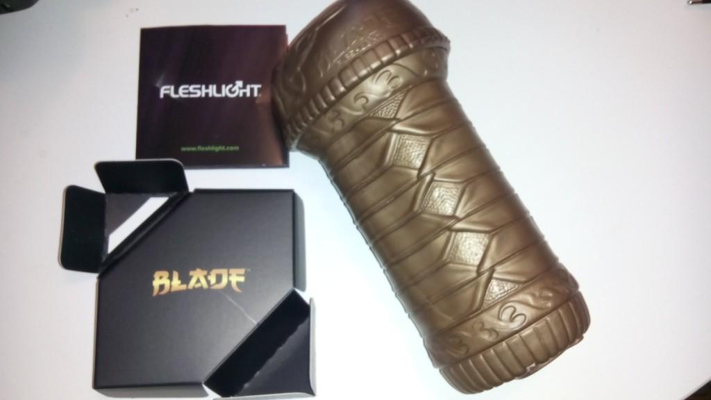 modele blade de chez fleshlight