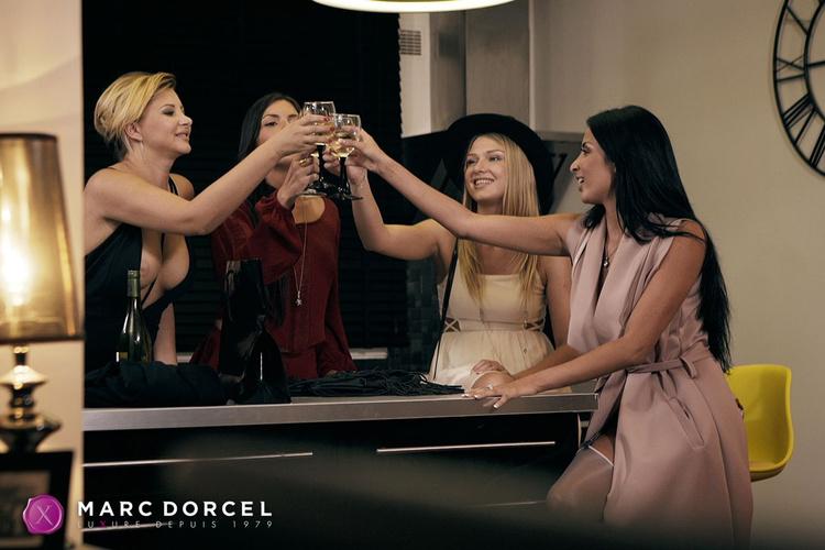 Anna Polina, Anissa Kate, Cécilia De Lys, Lucy Heart, Kimber Delice, Amel Annoga