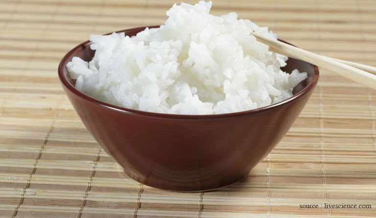 riz blanc